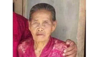 Foto masa hidup Remi br Sitorus yang akrab dipanggil Oppung Jekson.