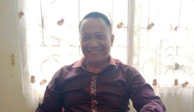 dr Jhon Harido Damanik MKes