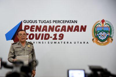 Kasubdid Penmas Polda Sumut AKBP MP Nainggolan.