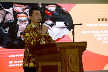 Kepala Dinas Kesehatan Pemprov Sumut Alwi Mujahit.