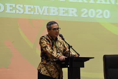 Wakil Menteri Pertanian (Wamentan) Harvick Hasnul Qolbi