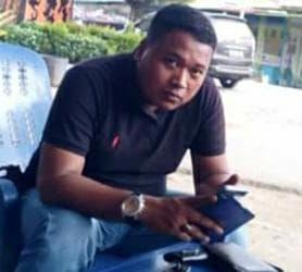 Ketua Panitia HUT Ke-3 SimadaNews.com, Saiun Basir
