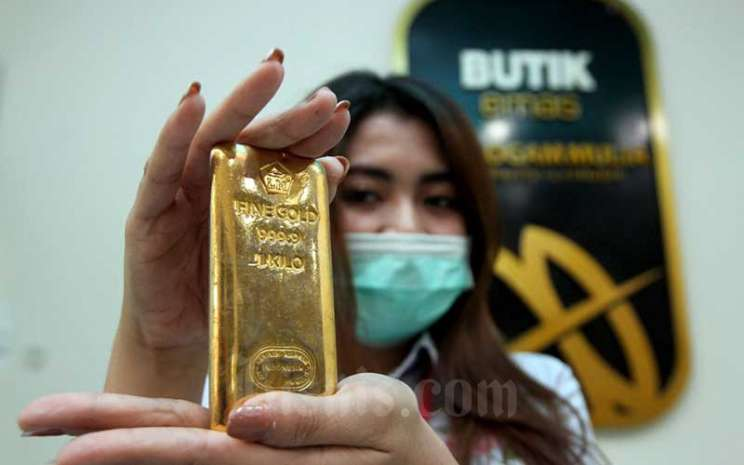 Harga Emas Hari Ini Di Pegadaian Rabu 9 Desember 2020