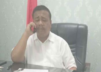 Rektor USI Prof DR Marihot Manullang.