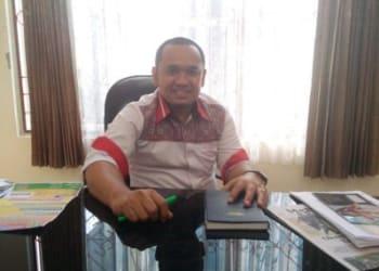 Kabid Pelayanan Dinas Kesehatan Simalungun dr Rudi Pangaribun.