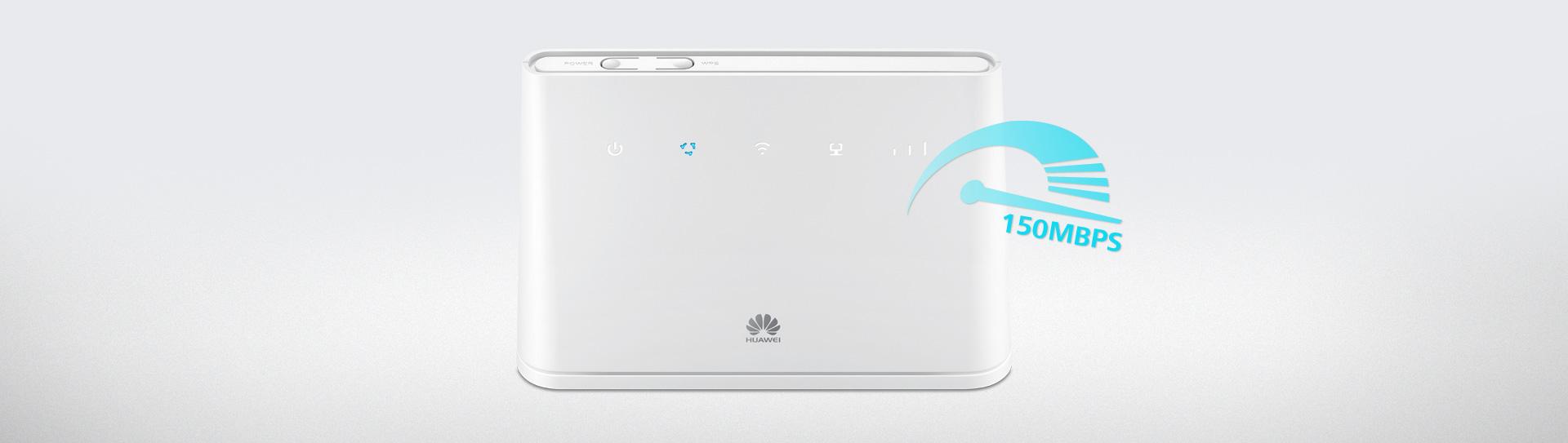 Huawei-B310 Wifi Router