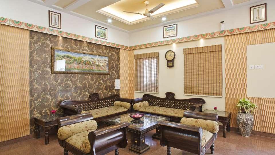 Hotel Ruby  Jaipur Lobby2 85