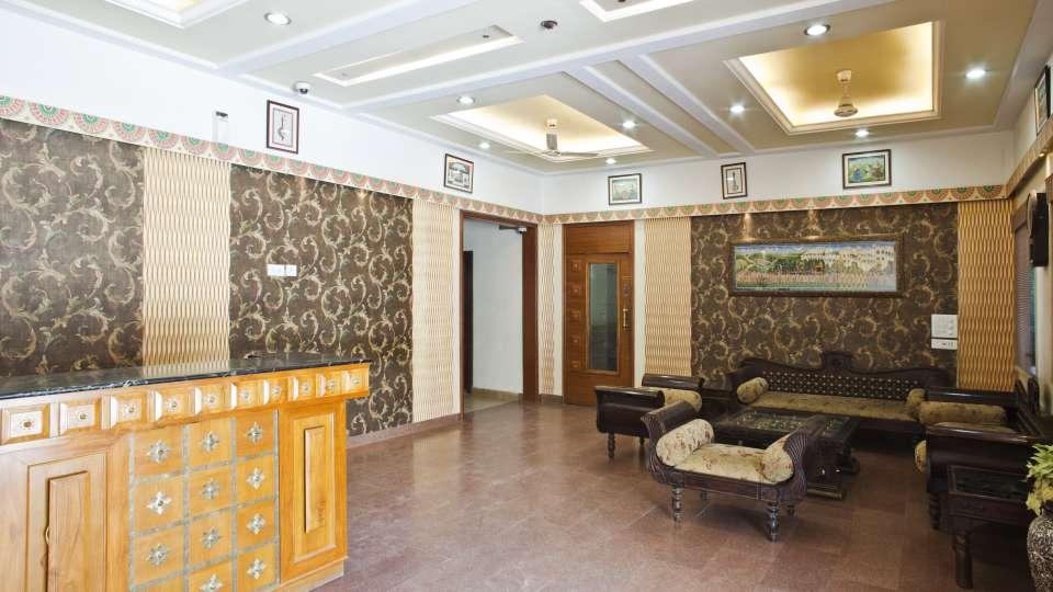 Hotel Ruby  Jaipur Lobby 321