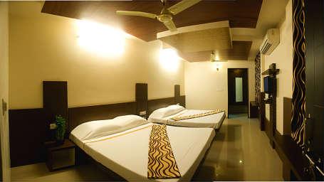 Hotel Ruby  Jaipur Family Room