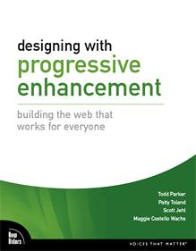 design with progressive enhancement