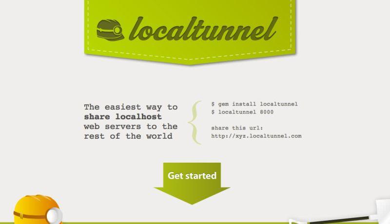 Local Tunnel