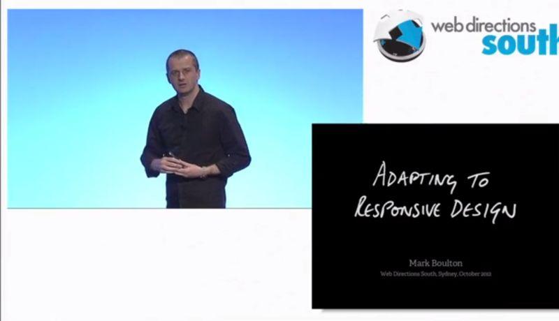 Responsive Page Load Responsive Web Design