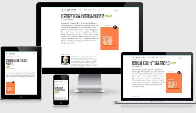 Responsive Design Patterns & Principles