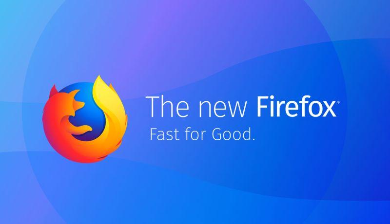 Firefox Quantum RWD Banner