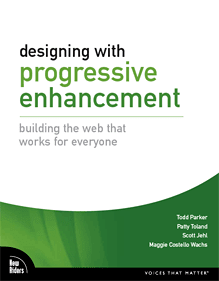 design with progressive enhancement