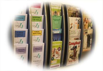 Lightfoot Podiatry Leaflets