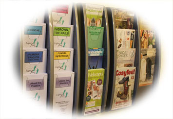 Lightfoot Podiatry Leaflets