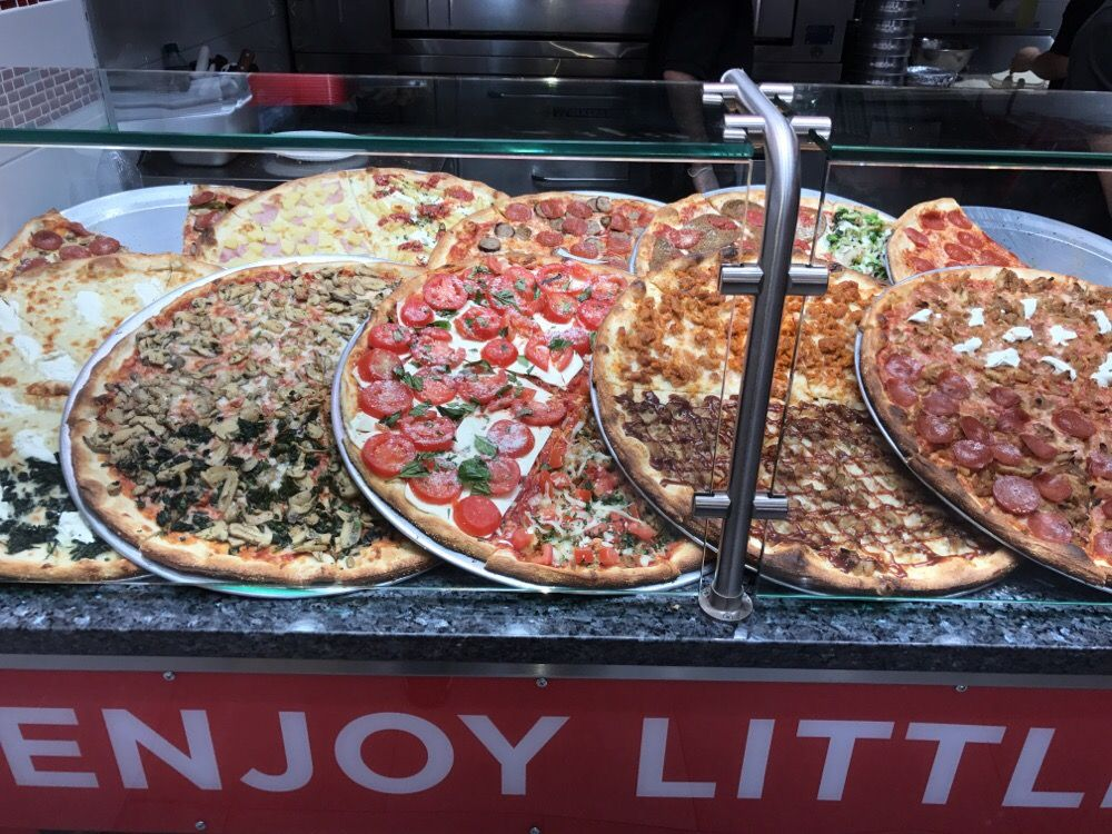 Little Italy Pizza Ny 10 Off All Online Orders For Pick Up