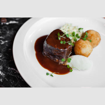 Bauhaus Restaurant - Cuisine bauhaus