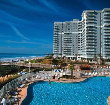 Beachfront Hotels Myrtle Beach Sc