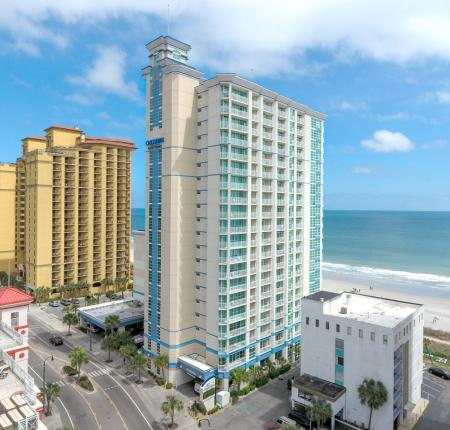 Save up to 25% on your Myrtle Beach Vacation!