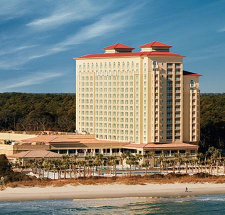 Myrtle Beach Marriott Spa Credit Package