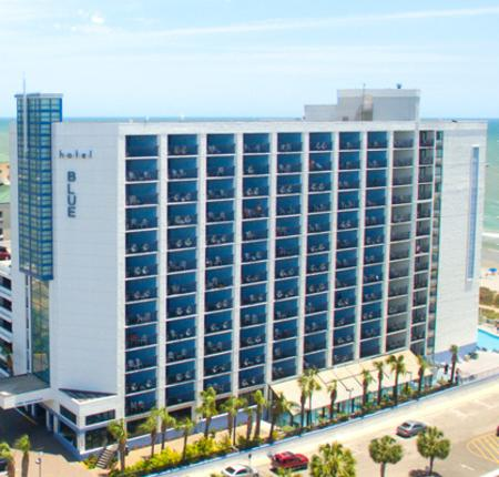 Hotel Blue - Up to 38% off for Military, Reserves & Veterans