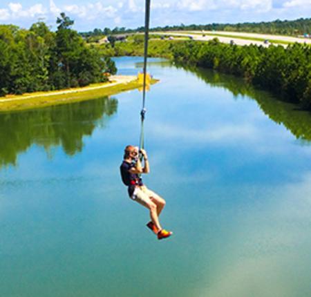 10% Off Go Ape Treetop Adventure & Treetop Junior