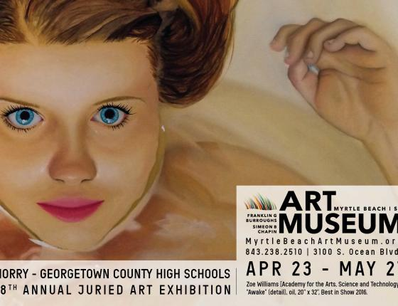Horry-Georgetown County HIgh Schools 18th Annual Juried Art Exhibition