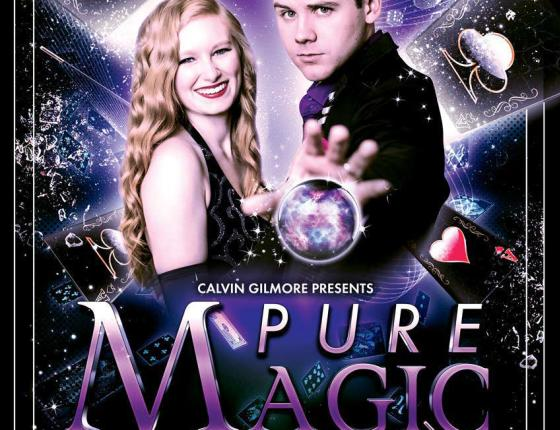 Pure Magic Starring The Wagsters