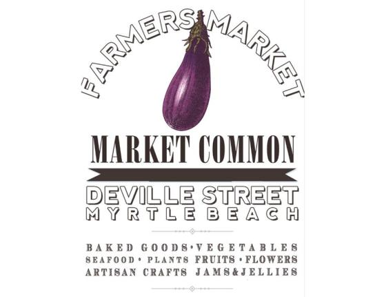 Farmers Market on Deville Street