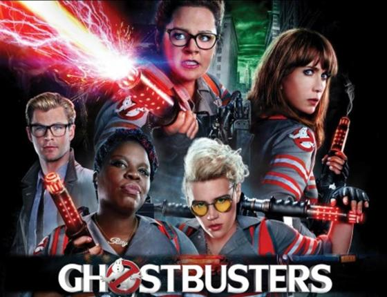 MOVIES UNDER THE STARS - GHOSTBUSTERS / 2016 (PG-13)