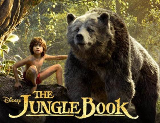 MOVIES UNDER THE STARS - THE JUNGLE BOOK / LIVE ACTION (PG)