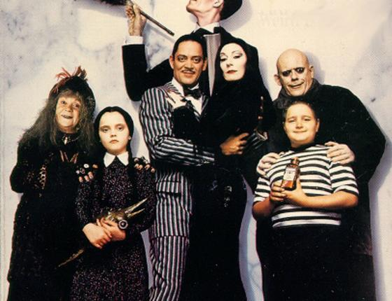 MOVIES UNDER THE STARS - THE ADAMS FAMILY (PG-13)