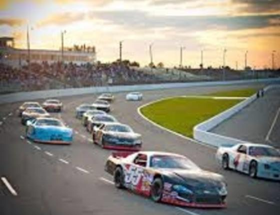 "NASCAR Whelen Series Weekly Racing at Myrtle Beach Speedway: ""Walk Your Dog Night Race"""