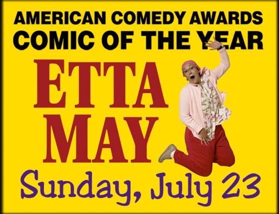 Comedian Etta May