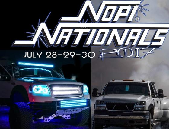 NOPI Nationals Summer Heatwave