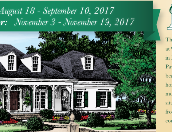2017 Southern Living Custom Builder Program Showcase Home by Classic Homes of Myrtle Beach
