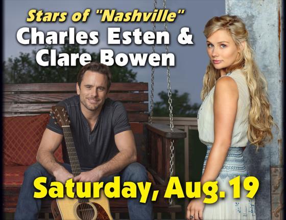 Stars of Nashville: Clare Bowen & Charles Esten