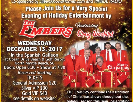 Christmas in North Myrtle Beach