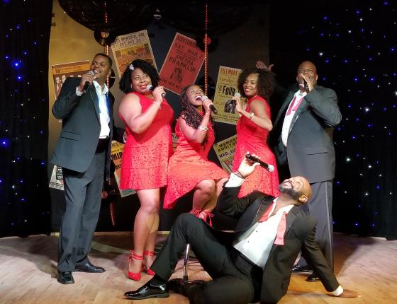 Motown Christmas Tribute