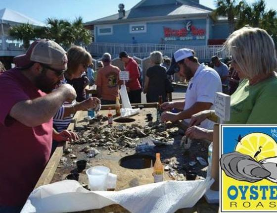 14th Annual Murrells Inlet 2020 Oyster Roast