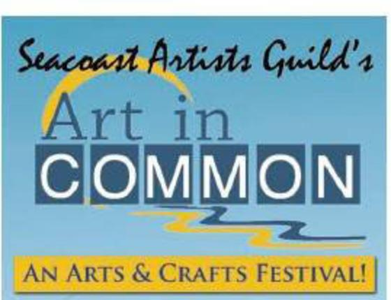 5th Annual Seacoast Artists Guild Art in Common Fall Festival