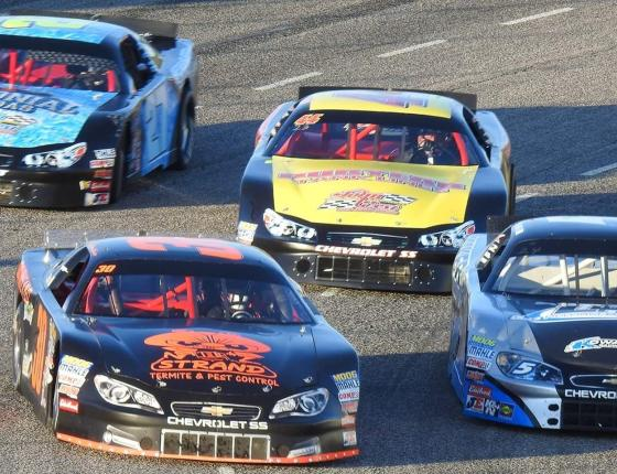 "NASCAR Whelen Series Weekly Racing at Myrtle Beach Speedway: ""Breast Cancer Awareness Night"""