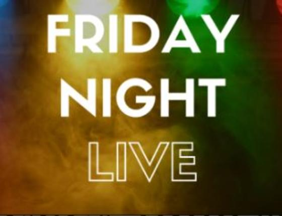 Friday Night Live Improv Comedy Show (18+)