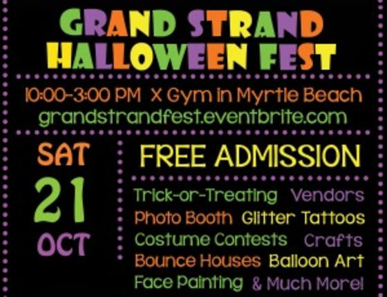 Grand Strand Halloween Fest