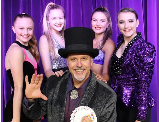 Eddie Armbrister's World of Wonder Magic and Illusion Show
