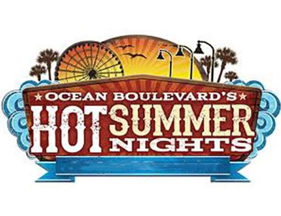 Myrtle Beach Hot Summer Nights