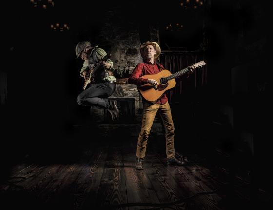 Jonathan Byrd & the Pickup Cowboys
