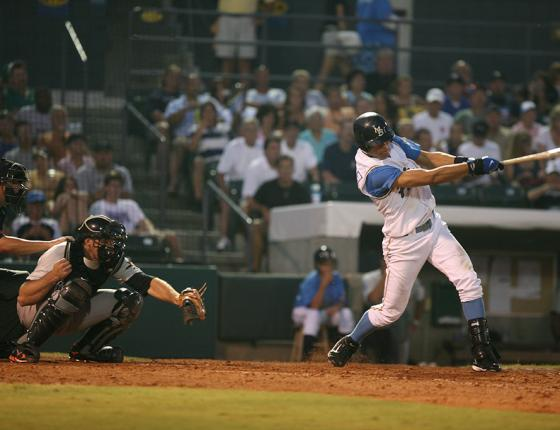 Myrtle Beach Pelicans Baseball Game